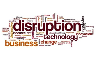 What happens when the disruptors are disrupted?