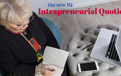The new IQ: Intrapreneurial Quotient